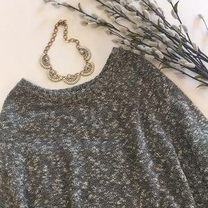Gap cape sweater